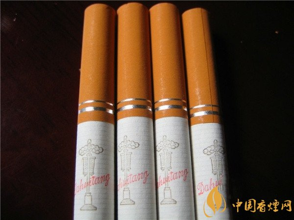 人民大会堂香烟好抽吗 品味山寨中华(人民大会堂硬红烟香)