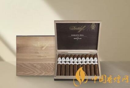大卫杜夫新推出一款混合了7种烟叶的雪茄新品