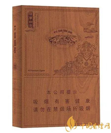 长城生肖猪年纪念版雪茄2019年1月1日发售