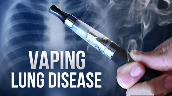 新研究发现,电子烟病例早在2017年1月就出现了