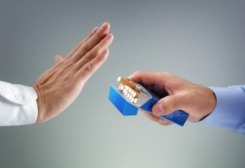 健康生活:戒烟,然后重新控制生活
