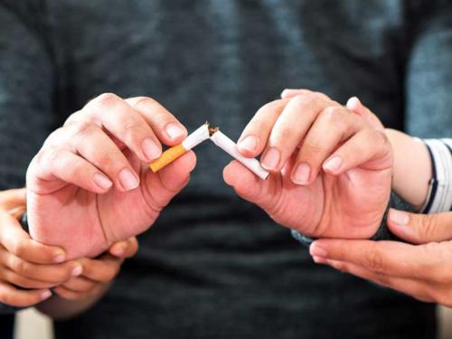 戒烟真不容易,但是值得