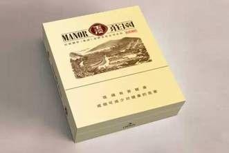 全新的定位让价格不菲的玉溪庄园成为国内高档烟市场上的一匹黑马
