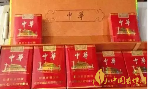 中华香烟(系列)有几种包装图片(8) 中华香烟有黑色包装吗(没有)