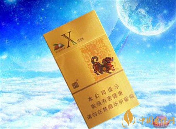 娇子香烟价格表图 娇子x生肖(贵妃荔枝香珠)香烟多少