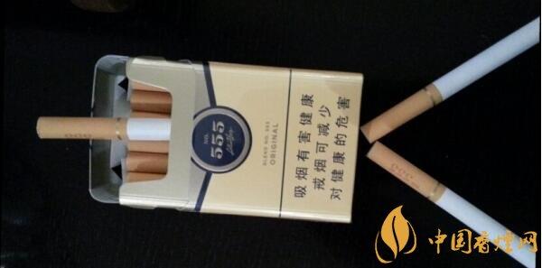 三五香烟哪个国家的 555香烟哪种好抽
