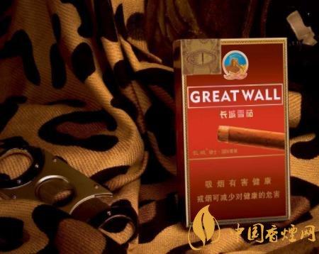 国产雪茄的品质榜样 长城雪茄的发展历史介绍!