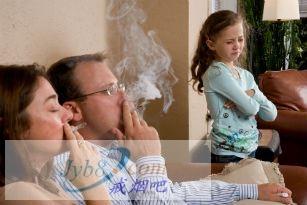 调查二手烟和癌症之间的联系