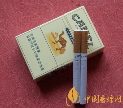 骆驼原味中免怎么样,口味很淡的骆驼烟