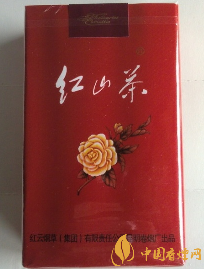 云南红山茶软红多少钱一包,红山茶软红价格(3元)