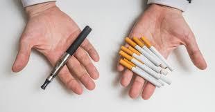 电子烟比香烟更不容易上瘾