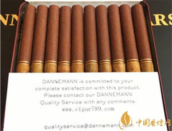 丹纳曼雪茄价格表图 丹纳曼小雪茄茉丝滤嘴多少钱