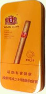 王冠(原味3号铁盒)香烟