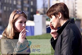 俄罗斯设立戒烟场所帮助烟民戒烟