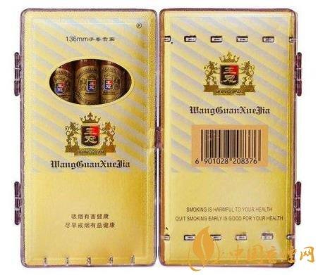 王冠雪茄怎么样 王冠雪茄的发展和品质介绍
