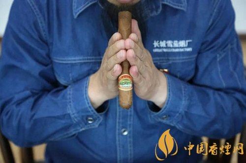 专家手把手教会你抽长城雪茄 秒变雪茄老手