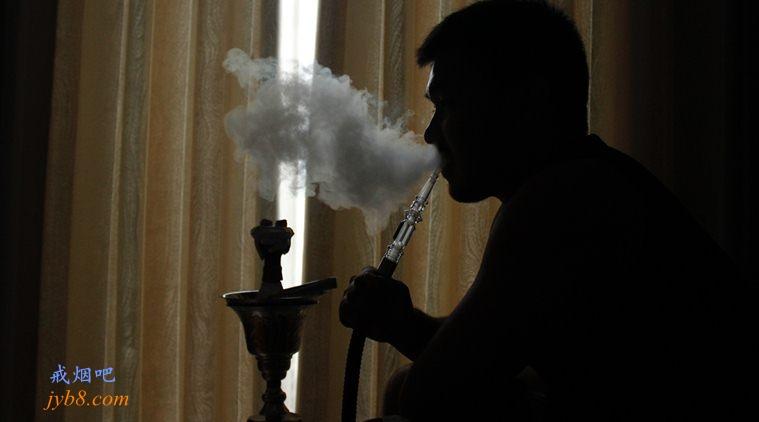 水烟比香烟更容易导致癌症