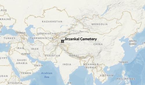 在丝绸之路古墓中发现了吸大麻烟的最早证据