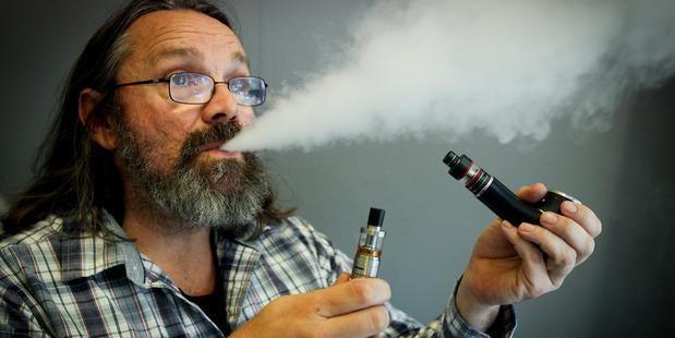 <strong>电子烟合法化将拯救新西兰吸烟者生活(图文)</strong>