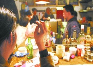 广州控烟执法:6家餐厅整改,9人被罚