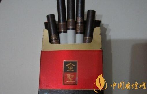金圣(硬天成)香烟价格表图 金圣硬天成多少钱一包