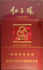 红三环(红)香烟
