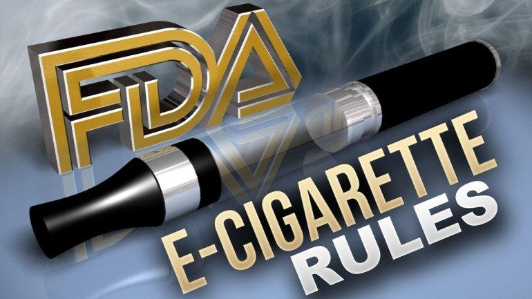 FDA新规生效将形成vaping黑市