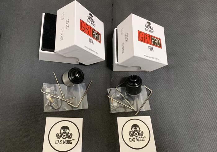 瓦斯小组GR1 Pro电子烟评测