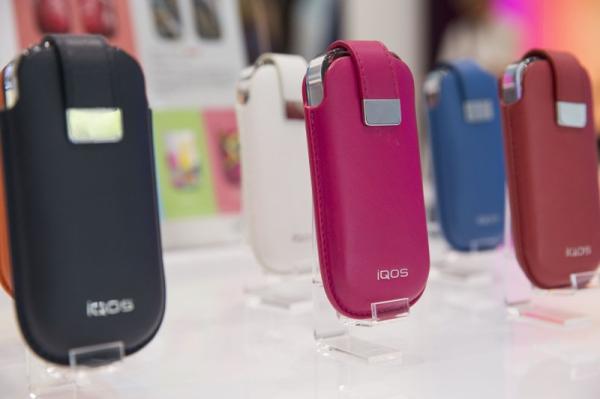 菲莫公司说iqos与美国的电子烟病无关