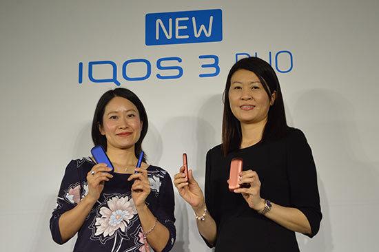 日本新发售的IQOS 3 DUO实现连续吸烟和高速充电!